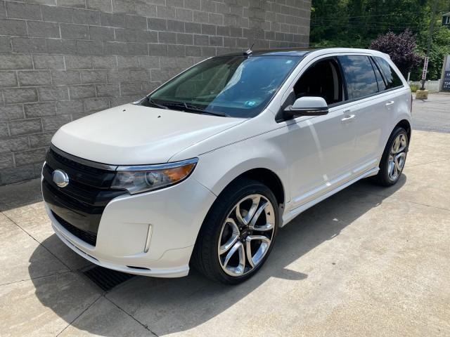 2014 Ford Edge Vehicle Photo in ELLWOOD CITY, PA 16117-1939
