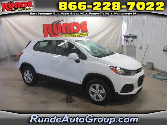 2018 Chevrolet Trax Vehicle Photo in East Dubuque, IL 61025