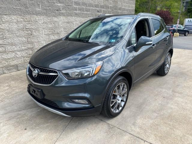2018 Buick Encore Vehicle Photo in Ellwood City, PA 16117