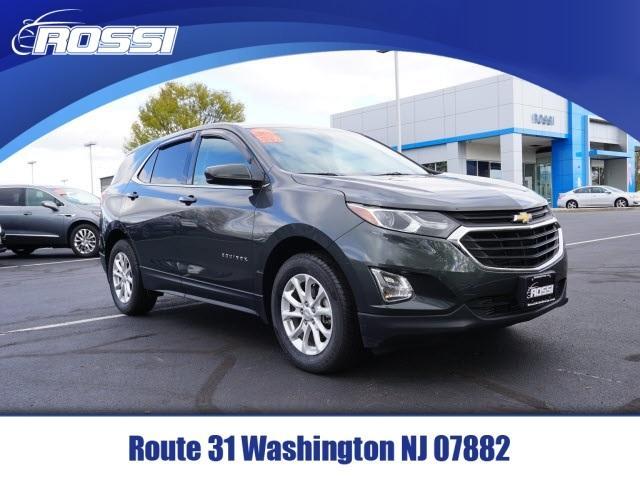 2018 Chevrolet Equinox Vehicle Photo in Washington, NJ 07882