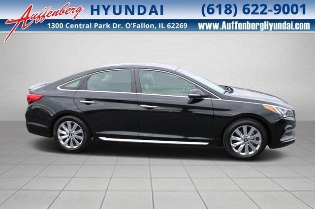 2015 Hyundai Sonata Vehicle Photo in O'Fallon, IL 62269