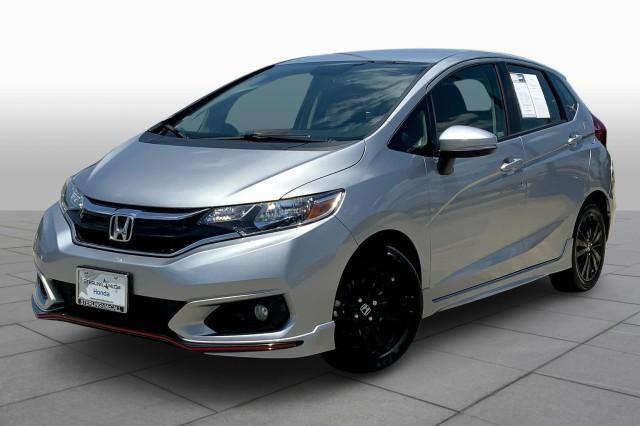 2019 Honda Fit Vehicle Photo in Kingwood, TX 77339