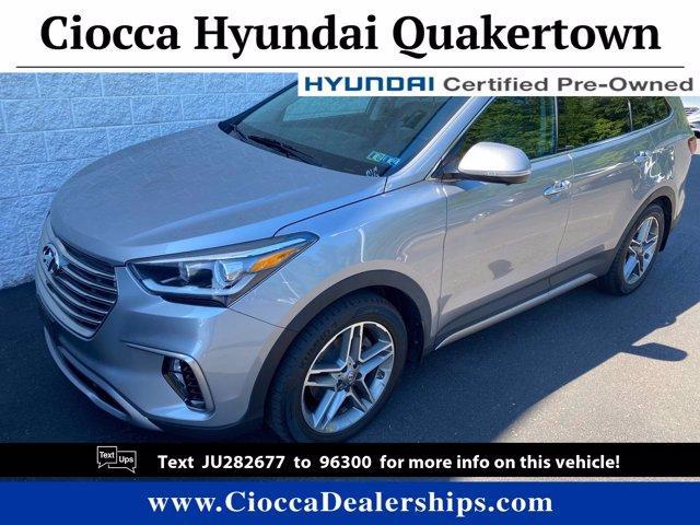 2018 Hyundai Santa Fe Vehicle Photo in Quakertown, PA 18951