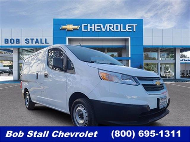 2018 Chevrolet City Express Cargo Van Vehicle Photo in La Mesa, CA 91942