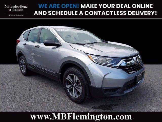 2018 Honda CR-V Vehicle Photo in Flemington, NJ 08822