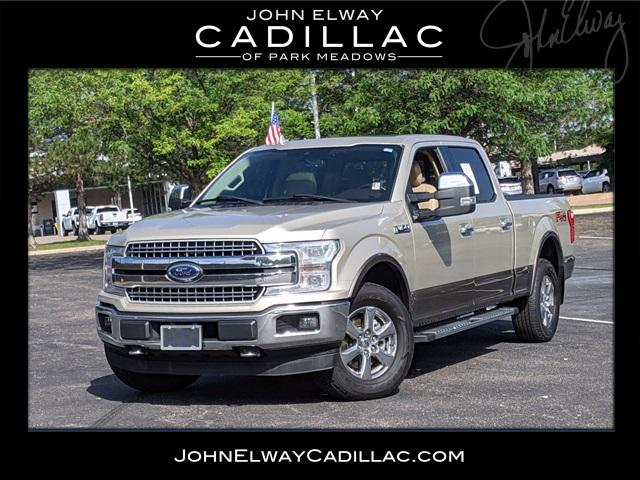 2018 Ford F-150 Vehicle Photo in LONE TREE, CO 80124-2754