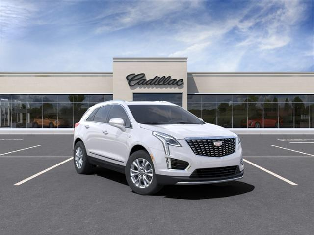 2021 Cadillac XT5 Vehicle Photo in Trevose, PA 19053-4984