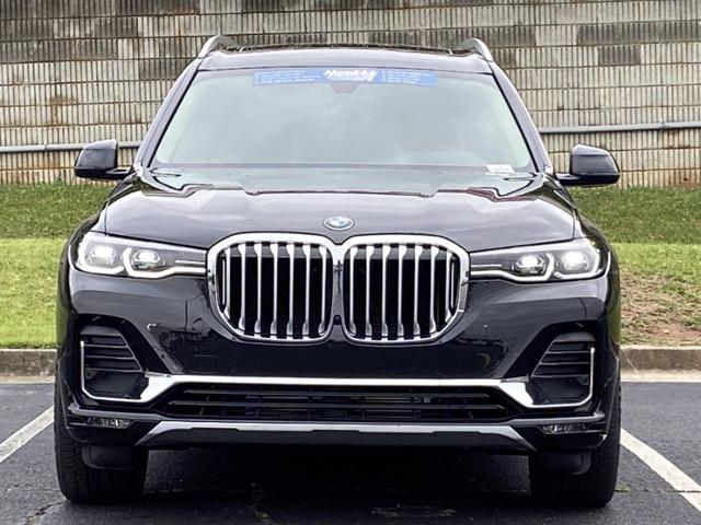 2021 BMW X7 xDrive40i Vehicle Photo in TALLAHASSEE, FL 32308