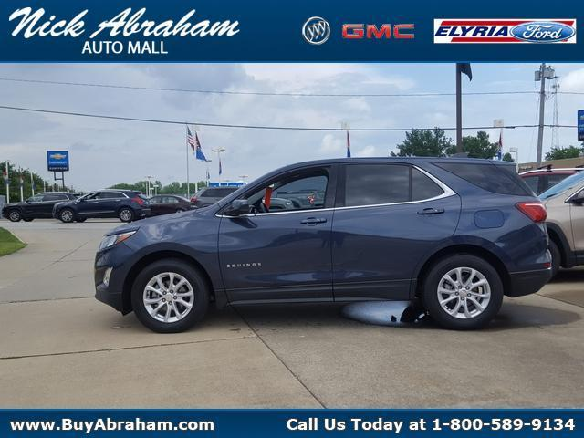 2019 Chevrolet Equinox Vehicle Photo in ELYRIA, OH 44035-6349