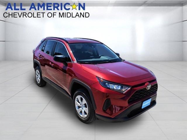 2020 Toyota RAV4 Vehicle Photo in Midland, TX 79703