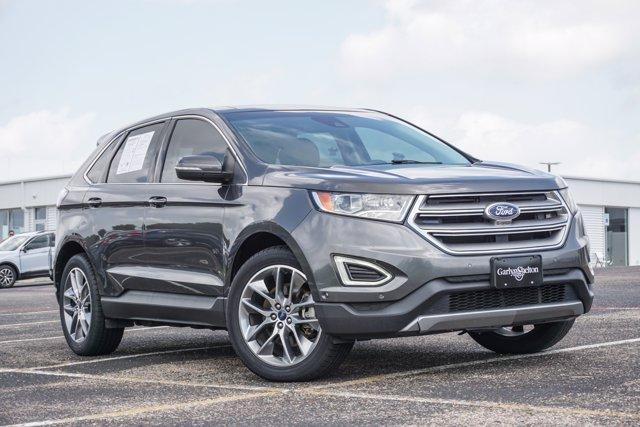 2015 Ford Edge Vehicle Photo in TEMPLE, TX 76504-3447