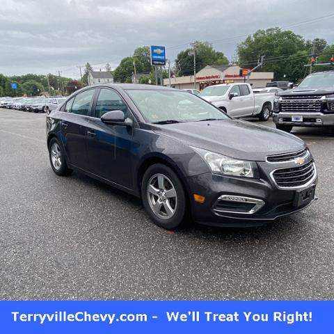 2016 Chevrolet Cruze Limited Vehicle Photo in TERRYVILLE, CT 06786-5904