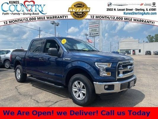2015 Ford F-150 Vehicle Photo in Morrison, IL 61270
