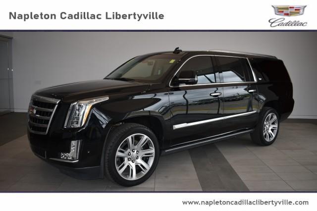 2018 Cadillac Escalade ESV Vehicle Photo in Libertyville, IL 60048