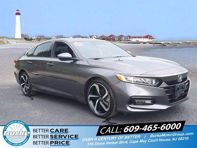 2020 Honda Accord Sedan Vehicle Photo in Cape May Court House, NJ 08210