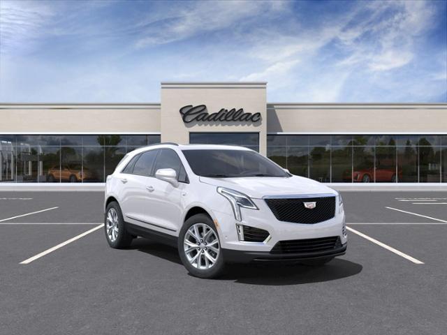 2021 Cadillac XT5 Vehicle Photo in Madison, WI 53713