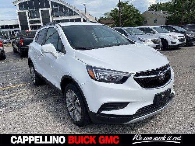 2019 Buick Encore Vehicle Photo in Williamsville, NY 14221