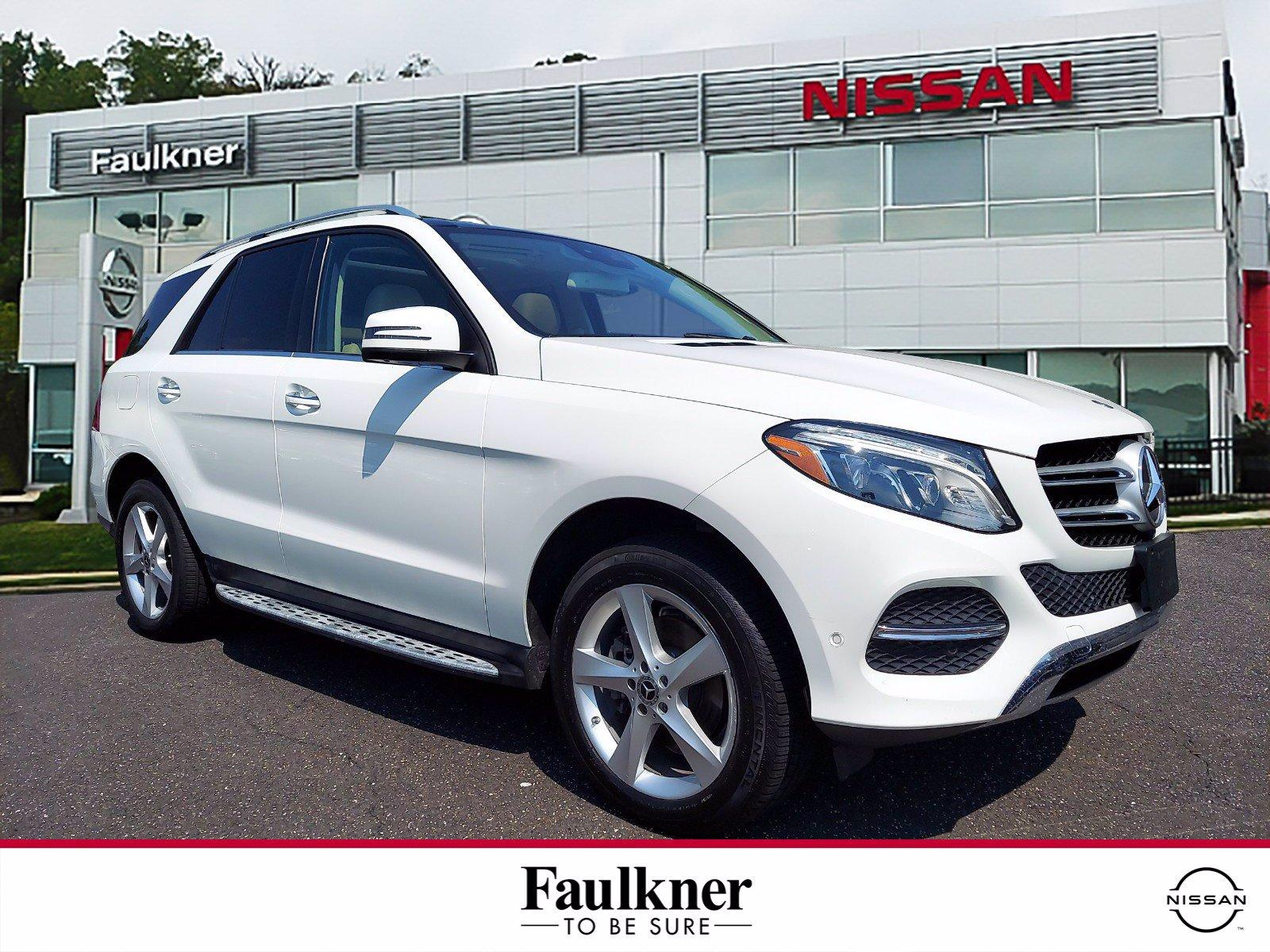 2018 Mercedes-Benz GLE Vehicle Photo in Jenkintown, PA 19046