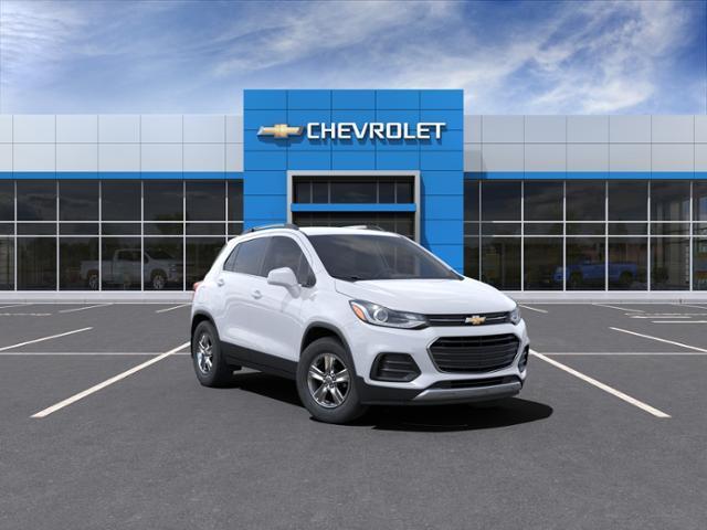 2021 Chevrolet Trax Vehicle Photo in Massena, NY 13662