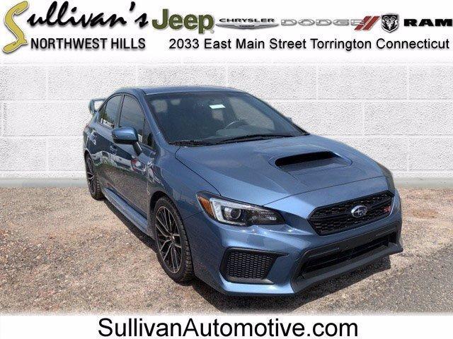 2018 Subaru WRX Vehicle Photo in TORRINGTON, CT 06790-3111