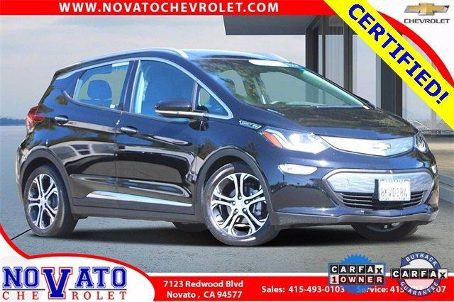 2019 Chevrolet Bolt EV Vehicle Photo in NOVATO, CA 94945-4102