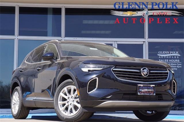2021 Buick Envision Vehicle Photo in Gainesville, TX 76240