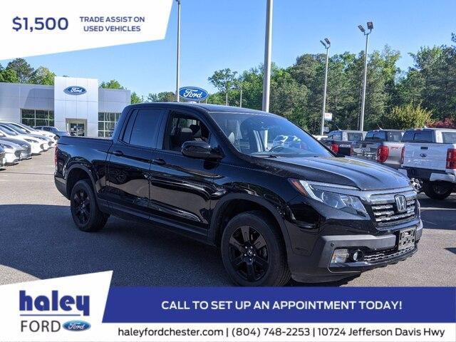 2019 Honda Ridgeline Vehicle Photo in Richmond, VA 23237