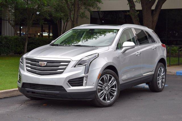 2019 Cadillac XT5 Vehicle Photo in Dallas, TX 75209