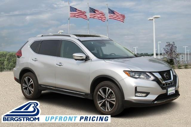 2018 Nissan Rogue Vehicle Photo in MADISON, WI 53713-3220