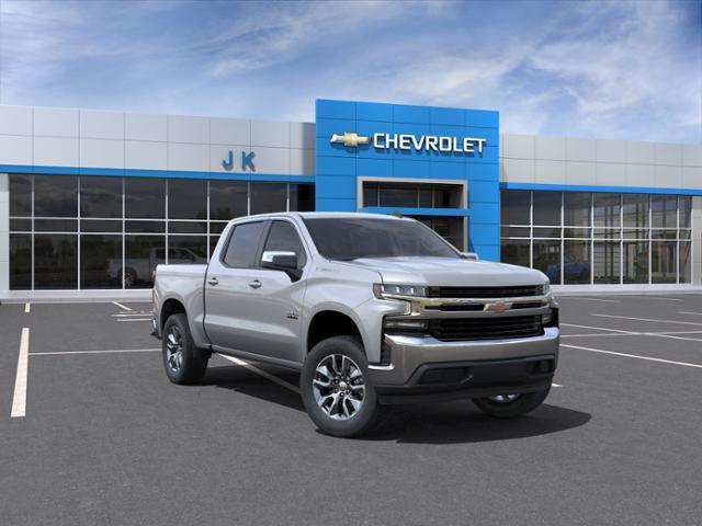 2021 Chevrolet Silverado 1500 Vehicle Photo in NEDERLAND, TX 77627-8017