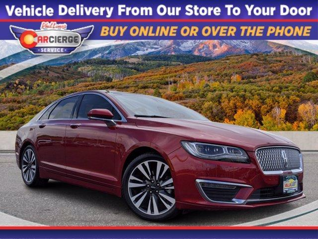 2017 LINCOLN MKZ Vehicle Photo in Colorado Springs, CO 80905