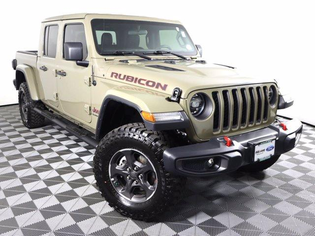 2020 Jeep Gladiator Vehicle Photo in Colorado Springs, CO 80920