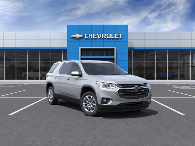 2021 Chevrolet Traverse Vehicle Photo in Anchorage, AK 99515
