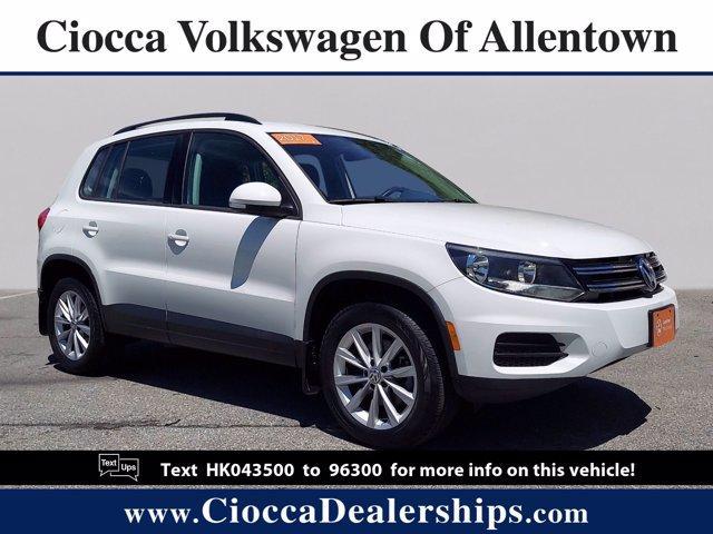 2017 Volkswagen Tiguan Limited Vehicle Photo in Allentown, PA 18103