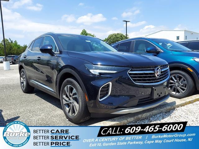 2021 Buick Envision Vehicle Photo in CAPE MAY COURT HOUSE, NJ 08210-2432