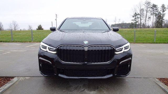 2021 BMW 740i Vehicle Photo in Charlotte, NC 28269