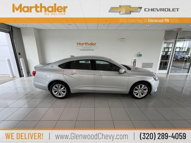 2017 Chevrolet Impala Vehicle Photo in Glenwood, MN 56334