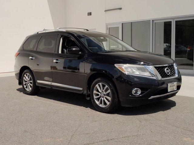 2015 Nissan Pathfinder Vehicle Photo in Chapel Hill, NC 27514