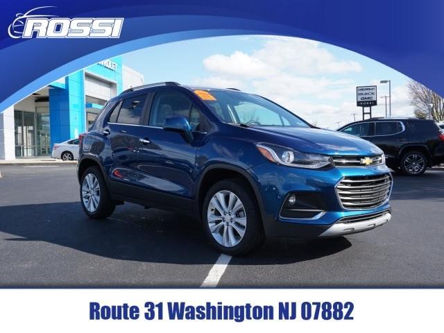2020 Chevrolet Trax Vehicle Photo in Washington, NJ 07882