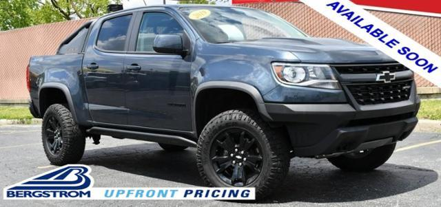 2019 Chevrolet Colorado Vehicle Photo in APPLETON, WI 54914-4656