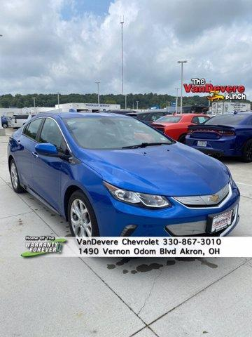 2017 Chevrolet Volt Vehicle Photo in AKRON, OH 44320-4088