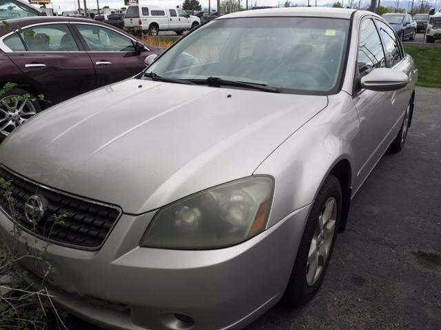 2006 Nissan Altima Vehicle Photo in American Fork, UT 84003