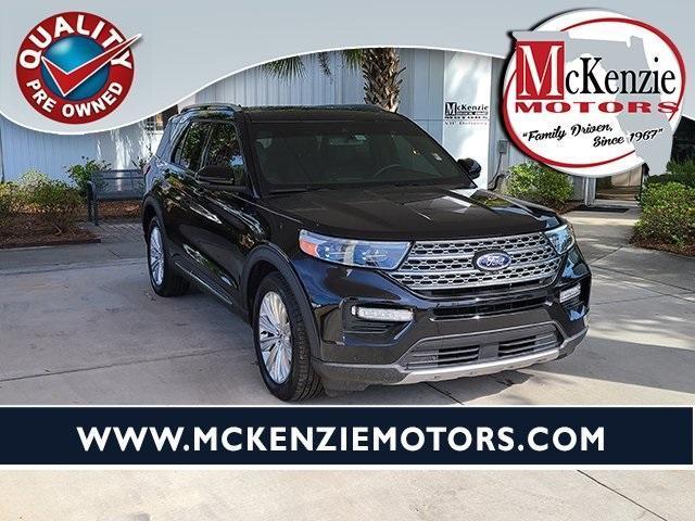 2020 Ford Explorer Vehicle Photo in Milton, FL 32570