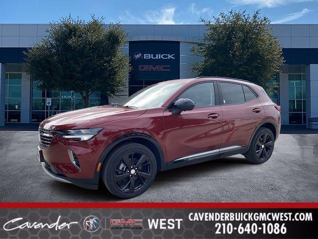 2021 Buick Envision Vehicle Photo in San Antonio, TX 78254
