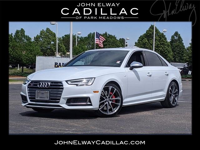 2018 Audi S4 Vehicle Photo in Lone Tree, CO 80124
