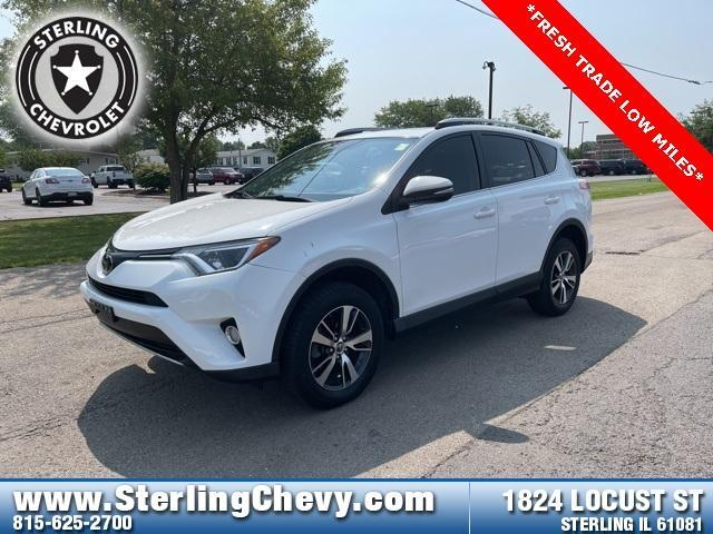 2018 Toyota RAV4 Vehicle Photo in STERLING, IL 61081-1198