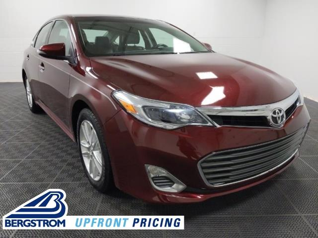2015 Toyota Avalon Vehicle Photo in Green Bay, WI 54304
