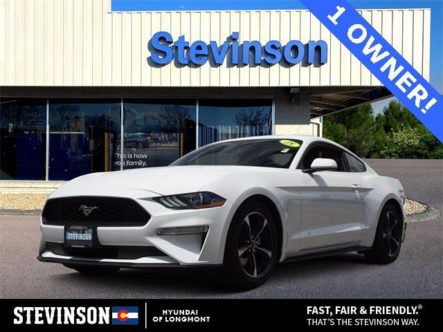 2018 Ford Mustang Vehicle Photo in Longmont, CO 80501