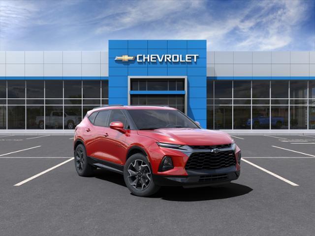 2021 Chevrolet Blazer Vehicle Photo in CHAMPLAIN, NY 12919-0000