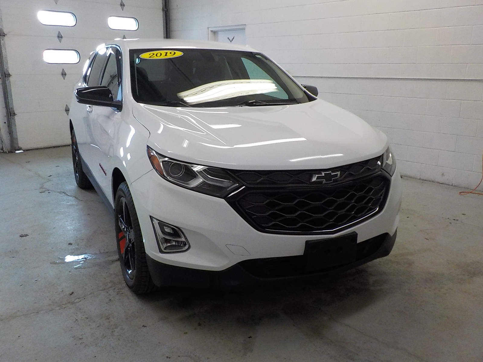 2019 Chevrolet Equinox Vehicle Photo in Norwich, NY 13815